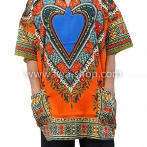 เสื้อจังโก้ ลายหัวใจ จังโก้หัวใจ ส้ม