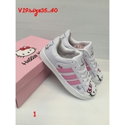 รองเท้าผ้าใบ Hello Kitty เบอร์ 35-40