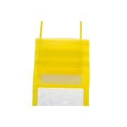 ซองกันน้ำมือถือ 3 ล็อค ทัชได้สีเหลือง