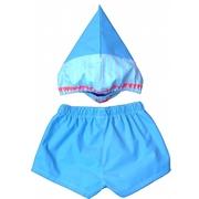 ชุดว่ายน้ำเด็กเล็ก size 6 - 18 เดือน น้ำหนัก 9-12 กก. ชุดว่ายน้ำเด็กเล็ก ฉลามน้อย