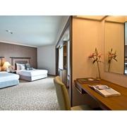 โรงแรมใบหยกสกาย / ประตูน้ำ Baiyoke Sky Hotel
