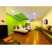 โรงแรมเมโทรีสอร์ท ประตูน้ำ Metro Resort Patunam Hotel