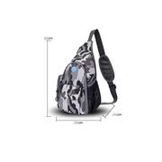 กระเป๋ากล้อง DSLR แบรนด์Y-ASCIQ:สีเขียวอ่อน