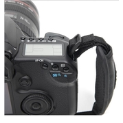 สายรัดข้อมือสำหรับกล้อง DSLR ทรงรี หนังPU