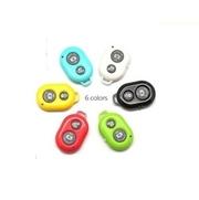 รีโมทถ่ายรูปไร้สาย Bluetooth remote shutter AB > สีเหลือง