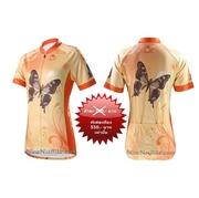 เสื้อปั่นจักรยานผู้หญิง เกรด A