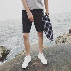 กางเกง ขาสั้น > สีน้ำเงิน