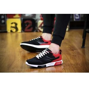รองเท้าแฟชั่น ผู้ชาย > สีกรม-แดง