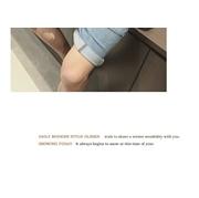 กางเกงยีนส์ขาสั้น ผู้ชาย > สีดำ