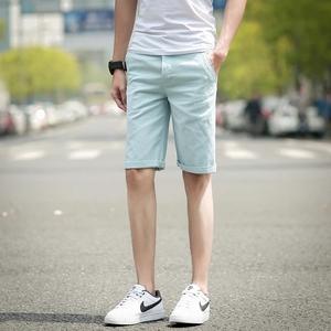 กางเกงขาสั้น ผู้ชาย > สีขาว
