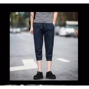 กางเกงขาสั้น jogger pants > สีดำ