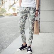 กางเกงลายพราง Jogger pant > ลายพรางสีเขียว