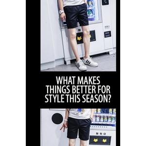 กางเกงขาสั้น > สีเงิน