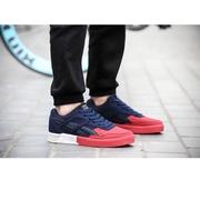 รองเท้าผู้ชาย แฟชั่น > สีน้ำเงิน-แดง