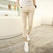 กางเกงสแล็ค > สีขาว