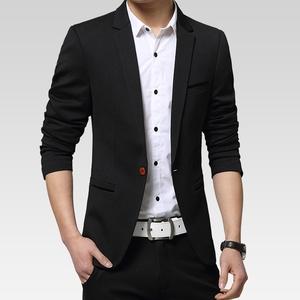 เสื้อสูท สูทลำลอง > สีดำ