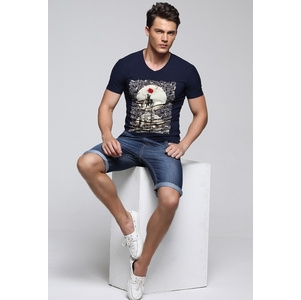 กางเกงยีนส์ขาสั้น > แบบ I