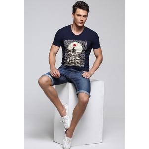 กางเกงยีนส์ขาสั้น > แบบ H