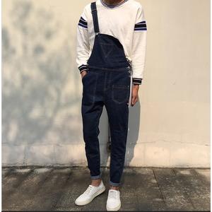 เสื้อผ้าผู้ชาย   ชุดเอี๊ยม   ชุดเอี๊ยมยีนส์ > สีฟ้า