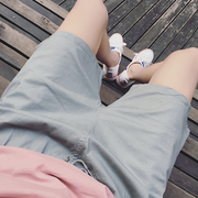 กางเกง ขาสั้น > สีขาว