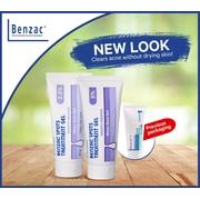 Benzac AC เบนแซค เอซี ครีมทารักษาสิว > Benzac AC 5% เบนแซค เอซี ครีมทารักษาสิว 15g