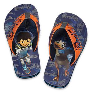 รองเท้าแตะเด็ก ไมล์ส ฟรอม ทูมอร์โรว์แลนด์ Miles from Tomorrowland Flip Flops for Kids > รองเท้าแตะเด็ก ไมล์ส ฟรอม ทูมอร์โรว์แลนด์ ไซส์ : 17 ซม. Miles