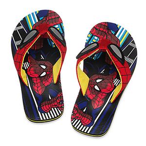 รองเท้าแตะเด็ก สไปเดอร์แมน Spider-Man Flip Flops for Kids > รองเท้าแตะเด็ก สไปเดอร์แมน ไซส์ : 16 ซม. Spider-Man Flip Flops for Kids