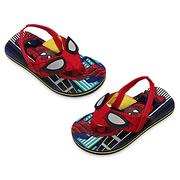 รองเท้าแตะเด็ก สไปเดอร์แมน Spider-Man Flip Flops for Kids > รองเท้าแตะเด็ก สไปเดอร์แมน ไซส์ : 20 ซม. Spider-Man Flip Flops for Kids