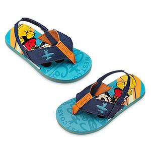 รองเท้าแตะเด็ก มิกกี้เมาส์ คลับเฮาส์ Mickey Mouse Clubhouse Flip Flops for Kids > รองเท้าแตะเด็ก มิกกี้เมาส์ คลับเฮาส์ ไซส์ : 14 ซม. Mickey Mouse Club