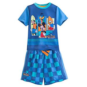 ชุดนอนเด็ก มิกกี้เมาส์ และเพื่อน Mickey Mouse and Friends Short Sleep Set for Boys > ชุดนอนเด็ก มิกกี้เมาส์ และเพื่อน ไซส์ : 9-10 ปี Mickey Mouse and