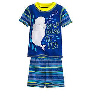 ชุดนอนเด็ก ไฟน์ดิ้ง ดอรี่ Finding Dory Short Sleep Set for Boys > ชุดนอนเด็ก ไฟน์ดิ้ง ไซส์ : 6 ปี ดอรี่ Finding Dory Short Sleep Set for Boys