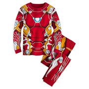 ชุดนอนเด็ก ไอรอนแมน Iron Man Costume PJ PALS for Boys - Captain America: Civil War > ชุดนอนเด็ก ไอรอนแมน ไซส์ : 2 ปี Iron Man Costume PJ PALS for Boys