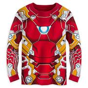 ชุดนอนเด็ก ไอรอนแมน Iron Man Costume PJ PALS for Boys - Captain America: Civil War > ชุดนอนเด็ก ไอรอนแมน ไซส์ : 7 ปี Iron Man Costume PJ PALS for Boys