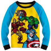 ชุดนอนเด็ก มาร์เวล อเวนเจอร์ส Marvel's Avengers PJ PALS for Boys > ชุดนอนเด็ก มาร์เวล อเวนเจอร์ส ไซส์ : 2 ปี Marvel's Avengers PJ PALS for B