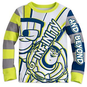 ชุดนอนเด็ก บัซ ไลท์เยียร์ Buzz Lightyear PJ PALS for Boys > ชุดนอนเด็ก บัซ ไลท์เยียร์ ไซส์ : 10 ปี Buzz Lightyear PJ PALS for Boys