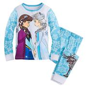 ชุดนอนเด็ก โฟรเซ่น Frozen PJ PALS for Girls > ชุดนอนเด็ก โฟรเซ่น ไซส์ : 6 ปี Frozen PJ PALS for Girls