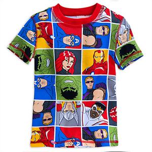 ชุดนอนเด็ก มาร์เวล อเวนเจอร์ส Marvel's Avengers PJ PALS Short Set for Boys > ชุดนอนเด็ก มาร์เวล อเวนเจอร์ส ไซส์ : 6 ปี Marvel's Avengers PJ
