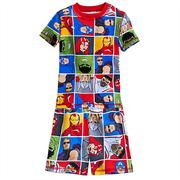 ชุดนอนเด็ก มาร์เวล อเวนเจอร์ส Marvel's Avengers PJ PALS Short Set for Boys > ชุดนอนเด็ก มาร์เวล อเวนเจอร์ส ไซส์ : 10 ปี Marvel's Avengers PJ