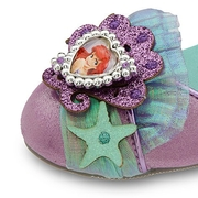 รองเท้าคัชชูเด็ก แอเรียล Ariel Costume Shoes for Kids > รองเท้าคัชชูเด็ก แอเรียล ไซส์ : 16 ซม. Ariel Costume Shoes for Kids