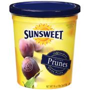 Sunsweet Amazin Prunes 454 g ซันสวีท ลูกพรุนไม่มีเมล็ดไม่ผสมน้ำตาล