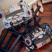 Fashion Bag งานเกาหลี Denim Jeans Spring summer