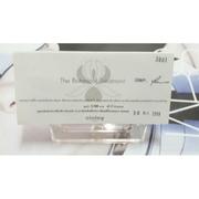 Sisley  botanical  treatment  บัตรนวดหน้า มูลค่า 5000  บาท > exp July 2017