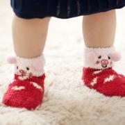 SK105••ถุงเท้าเด็ก•• หมู (ข้อสั้น-เลยตาตุ่ม)
