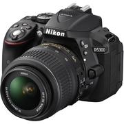 Nikon D5300 KIT (Black)