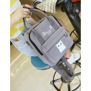 กระเป๋าเป้ Japan chic (กระเป๋าเป้สไตล์ญี่ปุ่น) สีเทา