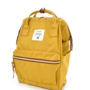 กระเป๋าเป้ Anello canvas yellow (Mini)