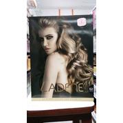 LADENE 3D Hair Color Cream ครีมเปลี่ยนสีผม ลาดีเน่ ทรีดี 100 มล. > สีเบอร์ 5.0 : น้ำตาลอ่อน (ปกปิดผมขาว)