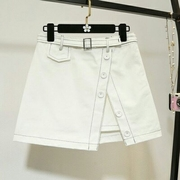 Super H&M Shortsกางเกงกระโปรงสั้นเอวสูง