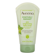 Aveeno, Active Naturals, Positively Radiant, Skin Brightening Daily Scrub, 5.0 oz (140 g)