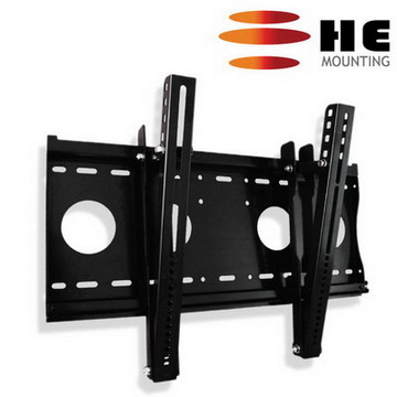 (HE)SHARP37 inches below the dedicated HE adjustable wall bracket (H4030-F)